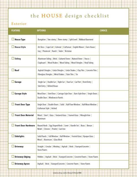 House Design Brief Checklist | 28 house design brief checklist hsc design and