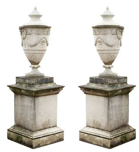 relics sculpture motifs for the home rustic urns relics sculpture motifs for the home adam style lidded
