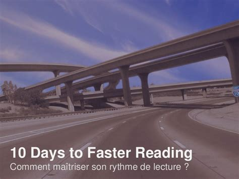 10 days to faster 10 days to faster reading