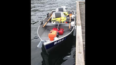 1973 monark fishing boat 1962 seaking 12 ft aluminum boat restoration