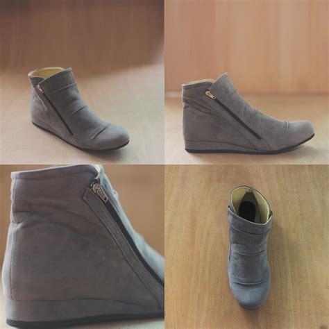 Sepatu Boot Hujan Wanita jual beli sepatu boot wanita fav 11 baru sepatu
