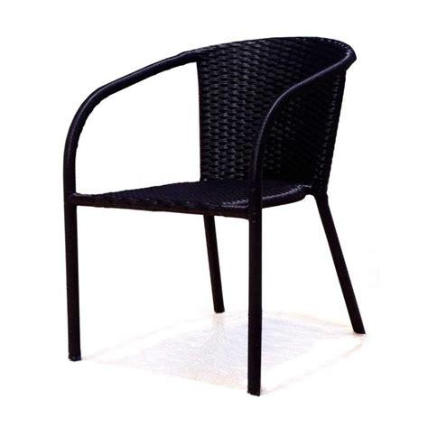 fauteuil de jardin en r 233 sine tress 233 e mod 232 le bora wood
