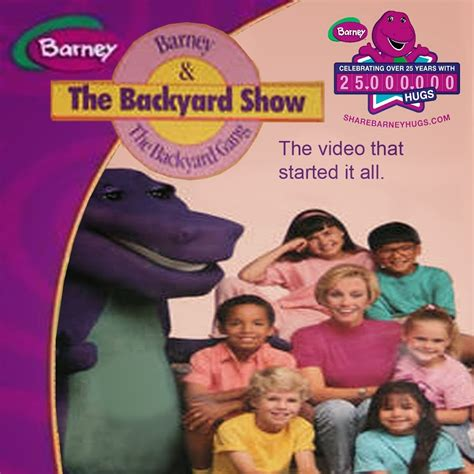 barney and the backyard gang cast bvids94 youtube