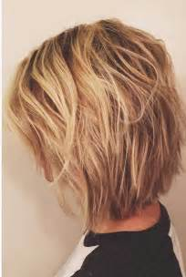 textured bob hairstyle photos short layered bob pictures short hairstyles 2016 2017