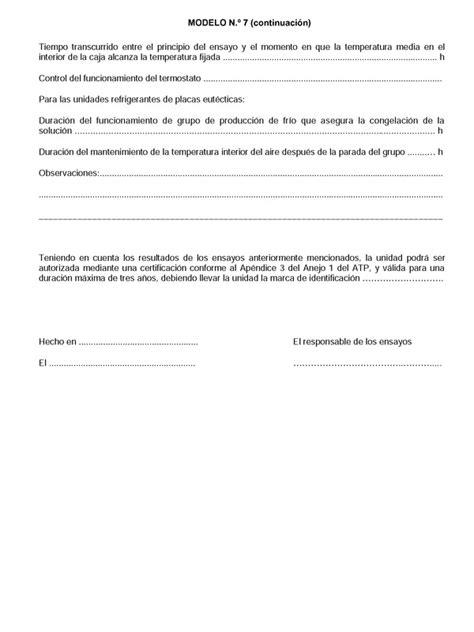Wire Transfer Request Letter Sle Texto Consolidado Acuerdo Sobre Transportes Internacionales De Mercancas Perecederas Y Sobre