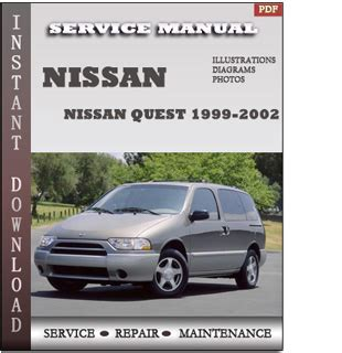 motor auto repair manual 2001 nissan quest regenerative braking 1999 2002 nissan quest v41 service repair manual