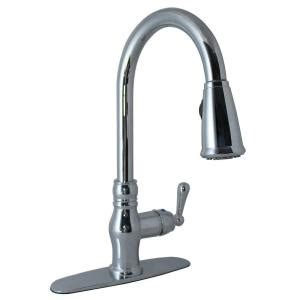 fontaine kitchen faucet fontaine tradizioni single handle pull down sprayer