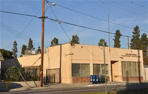 Compton Post Office by Compton California 90222 Willowbrook Station U S