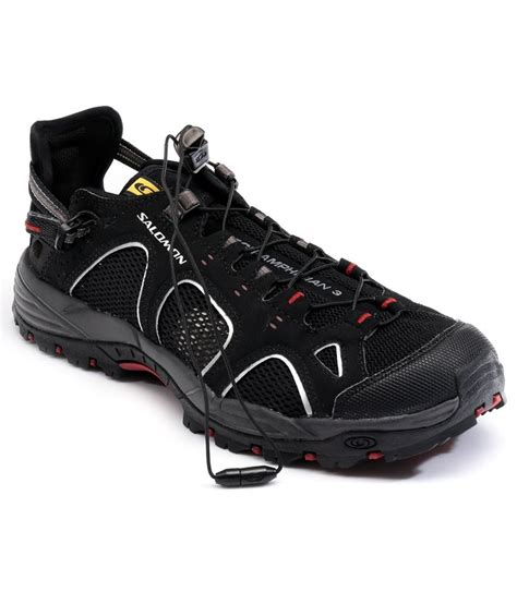 salomon sport shoes salomon black sport shoes