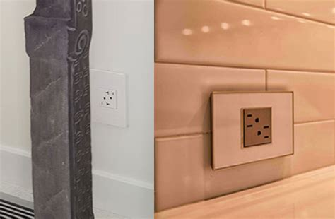 Bathroom Outlet Doesn T Work Re Imagining Switches Dimmers And Outlets With Legrand