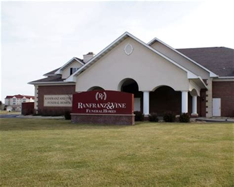 ranfranz and vine funeral home rochester mn usa