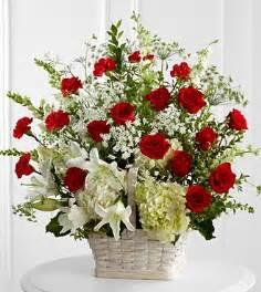 Fdr Flowers - the ftd 174 in loving memory arrangement