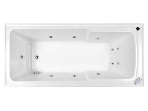 Posh Kensington Shower Bath by Posh Kensington Rectangle Spa Bath 1900 Bathroom