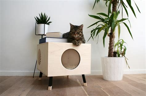 Good Mansion Interior Design #4: KRAB-Cat-Nest-bed-1.jpg