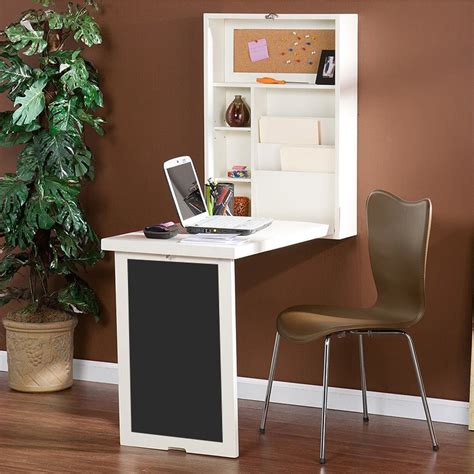 Computer Desk For Small Apartment Multifunction Computer Desk Folding Table Wall Continental Bookcase Small Apartment In Computer