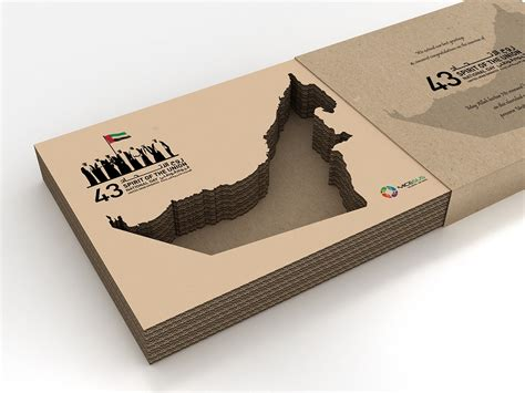 Sustainable Giveaways - sustainable giveaway box 43rd national day uae on behance