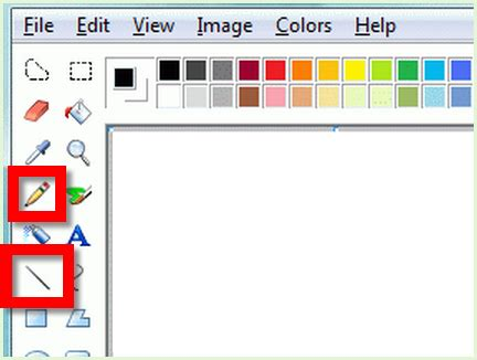 paints online how to trace a picture in ms paint 9 steps with pictures