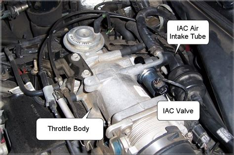 Iac Blazer 4 3 Vortec Iac Valve Location Autos Post