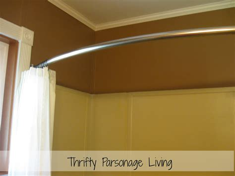 plastic paint for walls thrifty parsonage living bathroom makeover painting