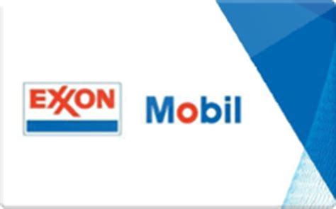 Exxonmobil Gift Cards - exxon mobil gift card discount 3 50 off
