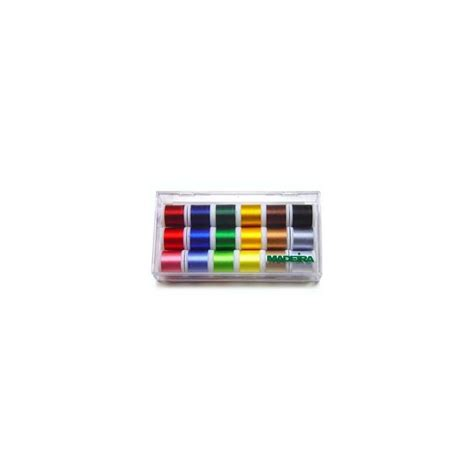 Madeira Quilting Thread by Madeira Polyneon Embroidery Thread Sler