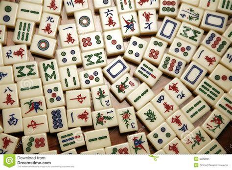 pattern mahjong games mahjong tiles stock image image of asian ancient