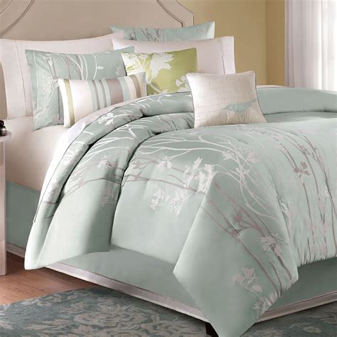 bed sheets set callista 7 pc comforter bed set