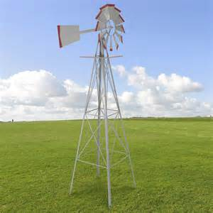 Garden Windmill 8 Windmill Ornamental Garden Weather Vane Weather