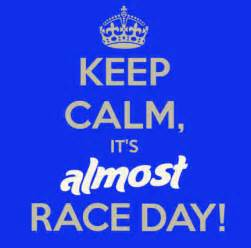 Race Day It S The Countdown Hsn21km
