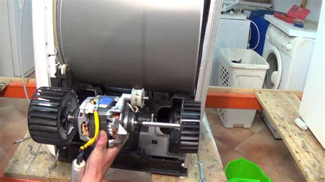 how to test dryer motor tumble dryer replace belt motor or bearings whirlpool
