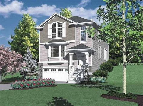 the suburban craftsman 9232 4 bedrooms and 3 baths the 12 best 30 ft wide images on pinterest cottage home