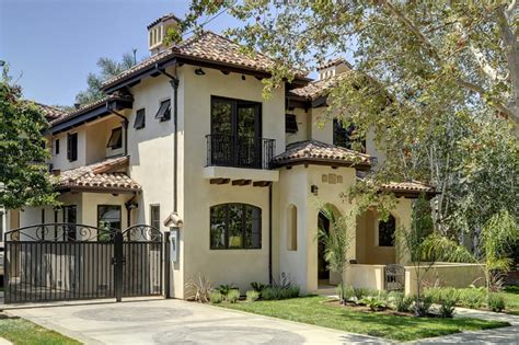 spanish style homes exterior paint colors willow glen spanish style house mediterranean exterior