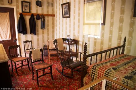 where lincoln died room where lincoln died newschool nomads