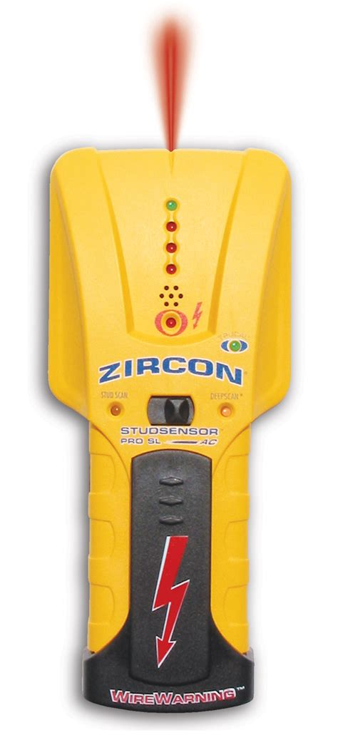 Professional Finder Studsensor Pro Sl Ac Edge Finding Stud Finder By Zircon