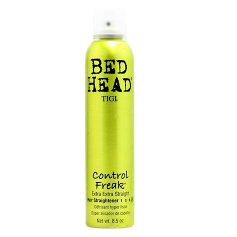 bed head control freak tigi bed head control freak extra extra straight hair