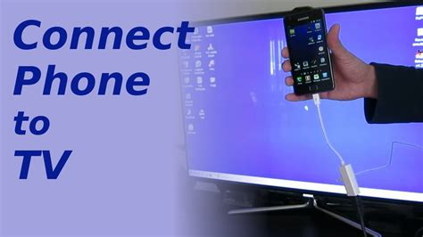 how to connect my android to my tv how to connect your mobile phone to tv for karaoke