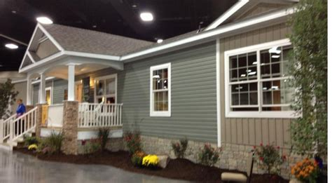 modular home show clayton home show porch front porches and house