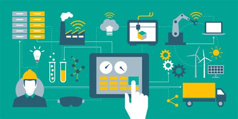 Smart industry and smart manufacturing   industrial transformation