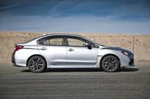 Subaru Nationality Subaru Wrx 2015 Silver