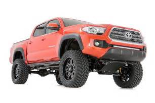 Toyota Lift Kit 6in Suspension Lift Kit For 2016 2017 Toyota 4wd Tacoma
