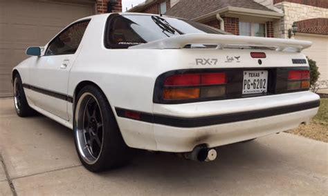 mazda rx7 turbo specs v8 turbo rx7 1987 mazda rx 7turbo coupe 2d specs photos