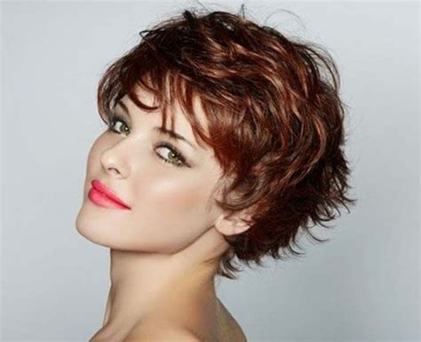 short textured hairstyles for women red hair styles