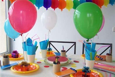 como decorar para un cumple anos de nino 191 c 243 mo decorar tu casa para una fiesta de cumplea 241 os