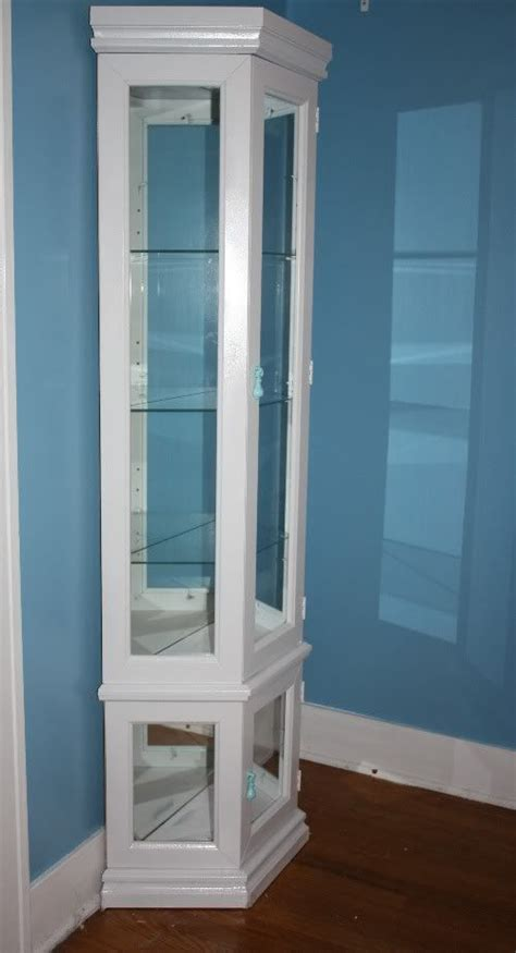 painting curio cabinet ideas painted curio ideas for the home