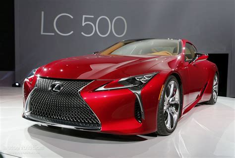 2017 lexus coupes 2017 lexus lc 500 hunts down mercedes s class coupe in