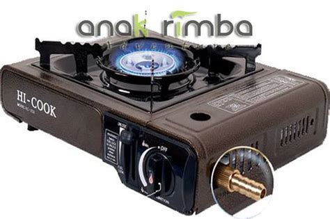 Jual Adaptor Gas Hi Cook dinomarket 174 pasardino persewaan kompor gas portable hi cook di yogyakarta