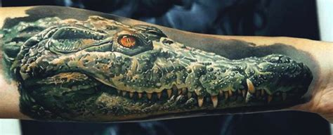 tribal crocodile tattoo designs 60 alligator designs for cool crocodiles