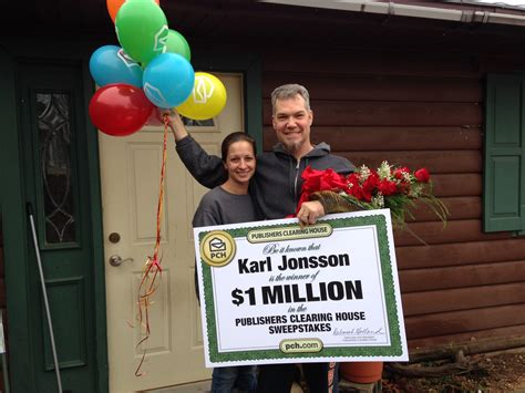 Publishers Clearing House Prize - meet karl jonsson pch s newest superprize winner pch blog