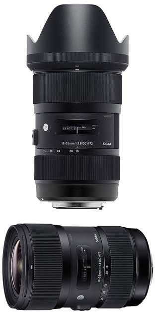 Lensa Sigma 18 35 F 1 8 lensa sigma18 35mm f1 8 bintang baru di kalangan fotographer