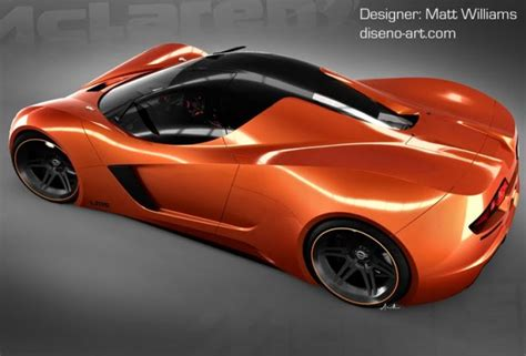 mclaren lm5 concept mclaren lm5 concepts supercars tuning and custom cars